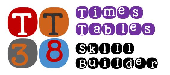 TT38 Times tables skill builder