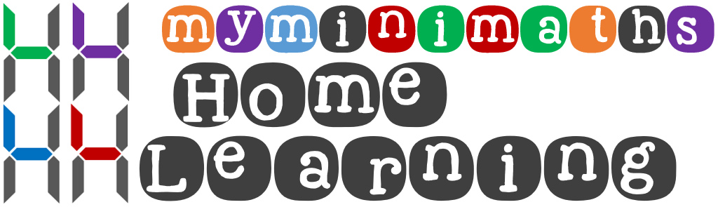 free help with key stage 2 maths home learning title Trans logo