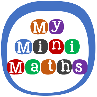 My Mini Maths free help with key stage 2 maths logo