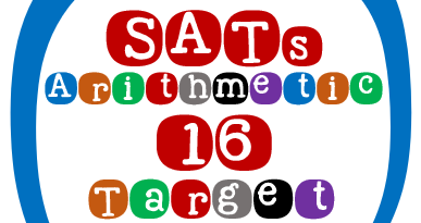 free key stage 2 SATs arithmetic 16 Target Questions
